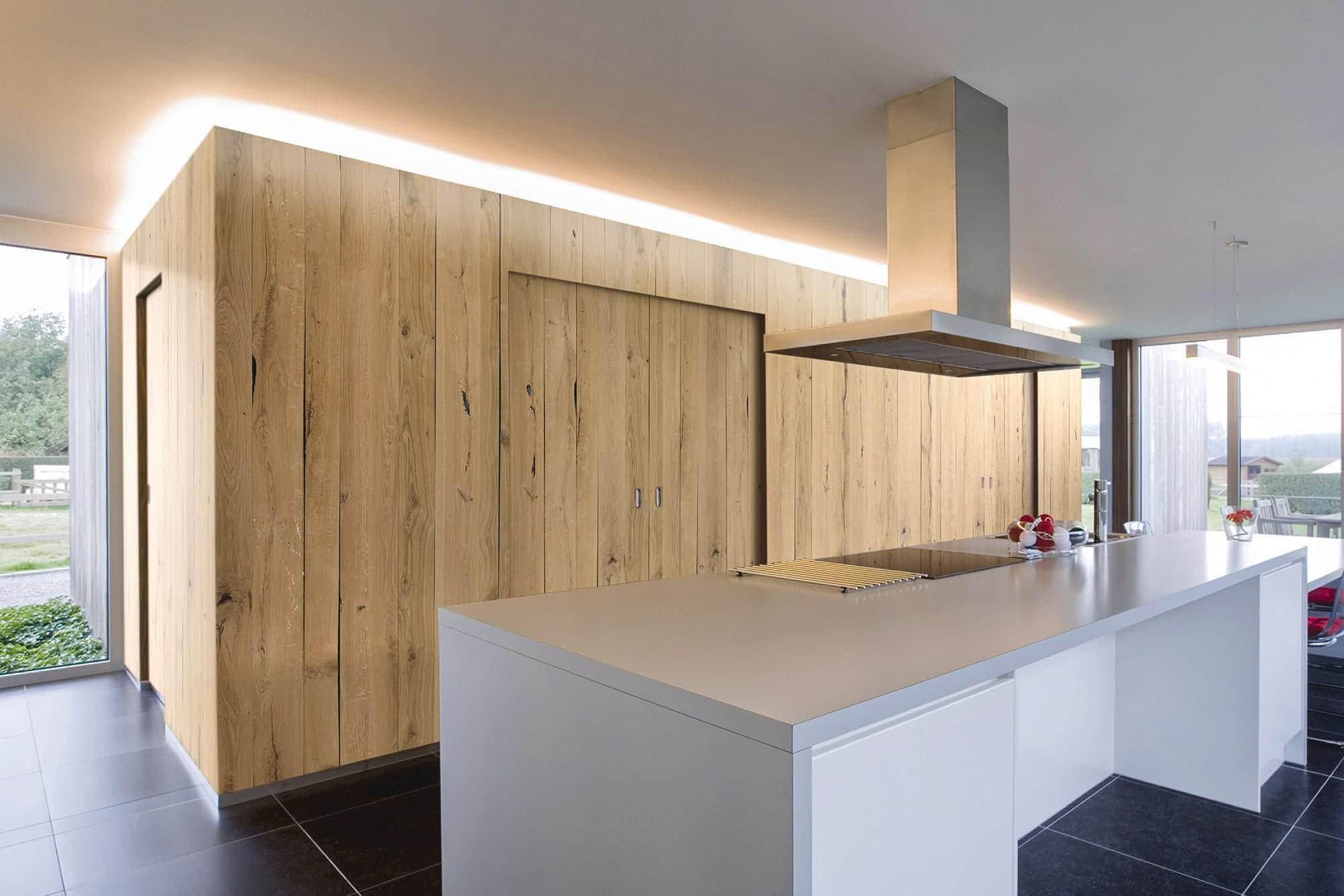 vật liệu giải gỗ ốp tường