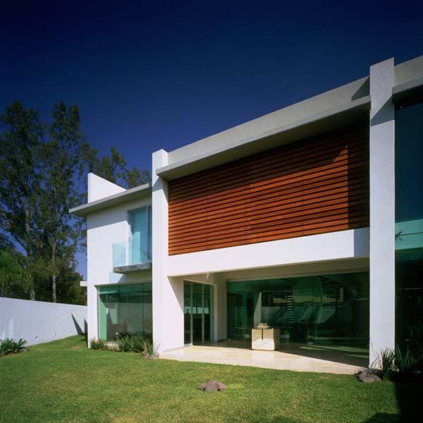 giả gỗ ốp tường ngoại thất