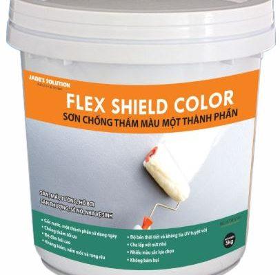 sơn chống thấm màu một thành phần